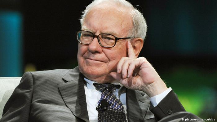 Warren Buffet (picture-alliance/dpa)