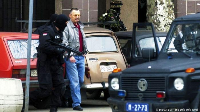 Hapšenje Simatovića 14.03.2003.