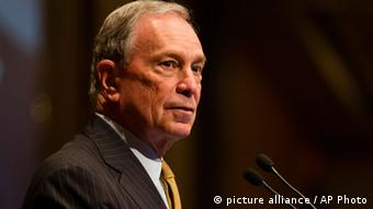 Porträt von Michael Bloomberg (Foto: AP Photo/John Minchillo)