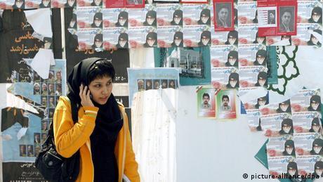 Iran Handy Saktionen gelockert