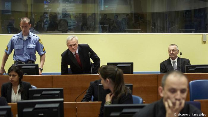 Franko Simatovic Jovica Stanisic Internatonales Gericht Den Haag