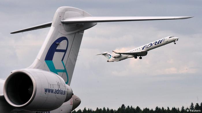 Slowenien Privatisierung Fluggesellschaft Adria Airways
