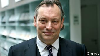 Prof. Martin Faulstich, chairmen of the German Advisory Council on the Environment