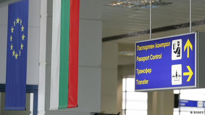 Flughafen Sofia Bulgarien