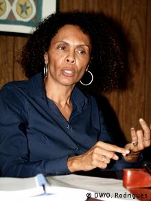 Cristina Duarte, Minister of Finance in Cape Verde