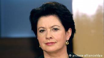 Barbara Lochbihler ist Abgeordnete der Grünen EFA-Fraktion im Europäischen Parlament (Foto: picture-alliance/dpa)