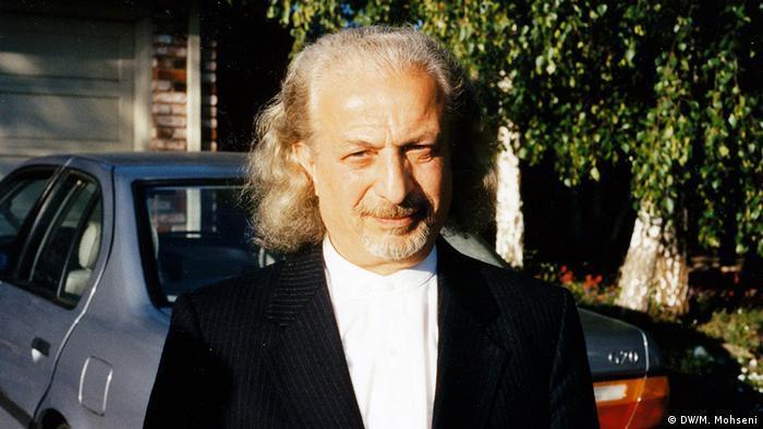 Deutschland Iran Nasser Rastegernejad