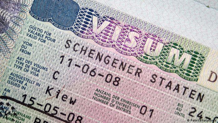 Symbolbild Schengener Abkommen Visum Europa Reisefreiheit (Fotolia/katatonia)
