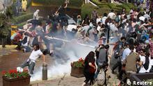 Türkei Gewalt gegen Demonstranten (Reuters)