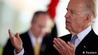 U.S. Vice President Joe Biden (Photo: REUTERS/Ueslei Marcelino)