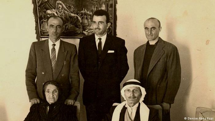 Traditionelle Kleider im Libanon