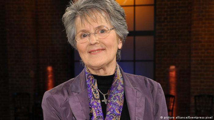 Schwester Lea Ackermann, Gründerin der Frauenhilfsorganisation Solwodi (Foto: Christopher Adolph)