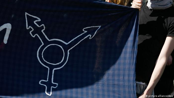 Symbolbild Transsexualität (picture-alliance/dpa)