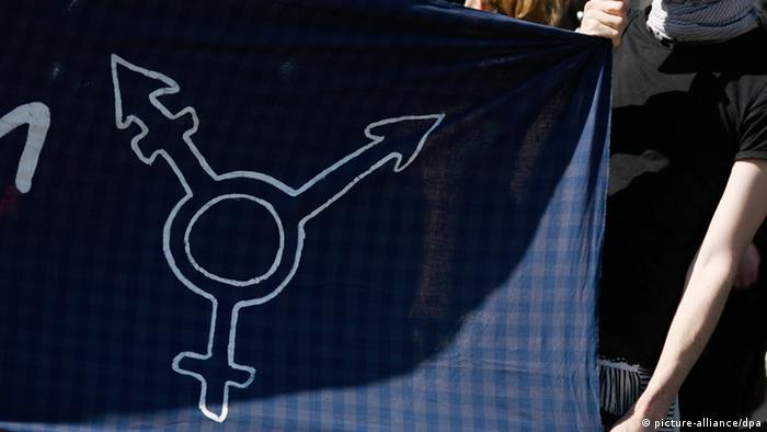 Symbolbild Transsexualität