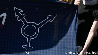 A symbol for intersex