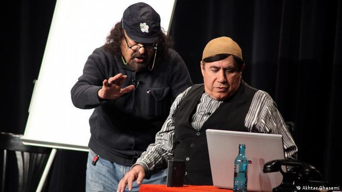Iranisches Theater in Köln - Samad und Hadi