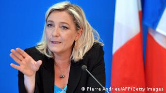 Marine Le Pen Front National FN