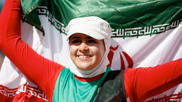 Zahra Nemati Iran Sport