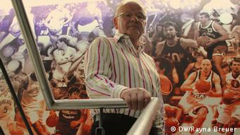 Dusan Ivkovic: Trainer der goldenen Jungs. (Foto: DW/Rayna Breuer)