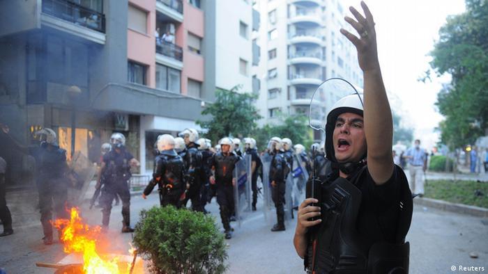 Türkei Proteste Regierung Izmir
