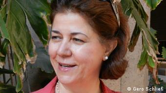 Die Politikwissenschaftlerin Nayereh Tohidi (Foto: DW/Schließ)