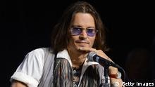 Johnny Depp Bildergalerie