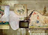 Фрески авторства Бруно Шульца