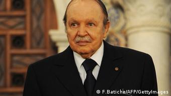 Algerien Abdelaziz Bouteflika