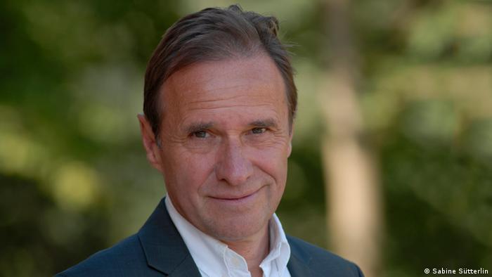 Reiner Klingholz, Direktor des Berlin-Instituts für Bevölkerung und Entwicklung. (Foto: Sabine Sütterlin)