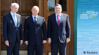 Последний саммит ЕС-Россия, Екатеринбург, 2013 год