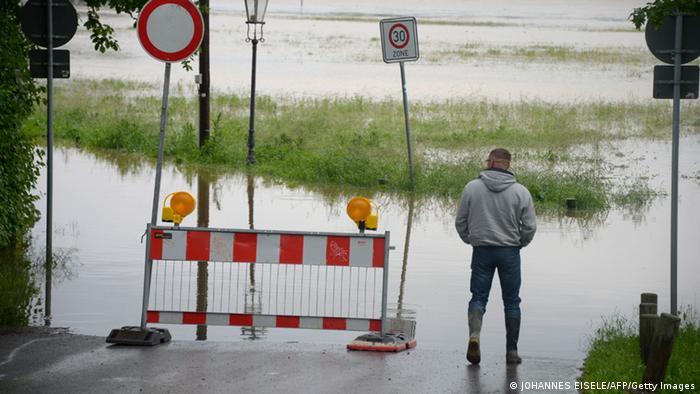 Hochwasser Pirna Elbe