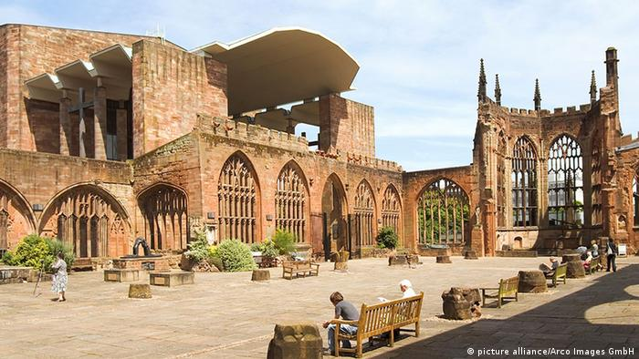 Coventry Cathedral (c) picture-alliance/Arco Images