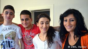Dila Mihmar's family