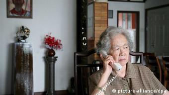 China Friedensnobelpreis Ding Zilin Mütter von Tiananmen