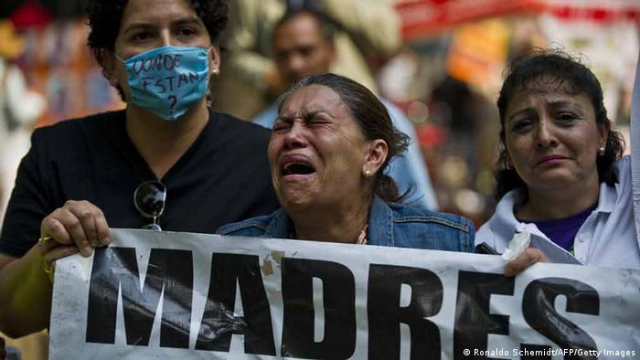 Майки, чиито деца са безследно изчезнали, молят властите за помощ