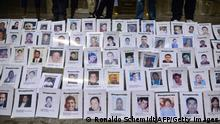 Mexiko Drogenkrieg vermisste Kinder