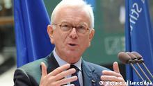 Hans-Gert Pöttering Vorsitzender der Konrad-Adenauer-Stiftung
