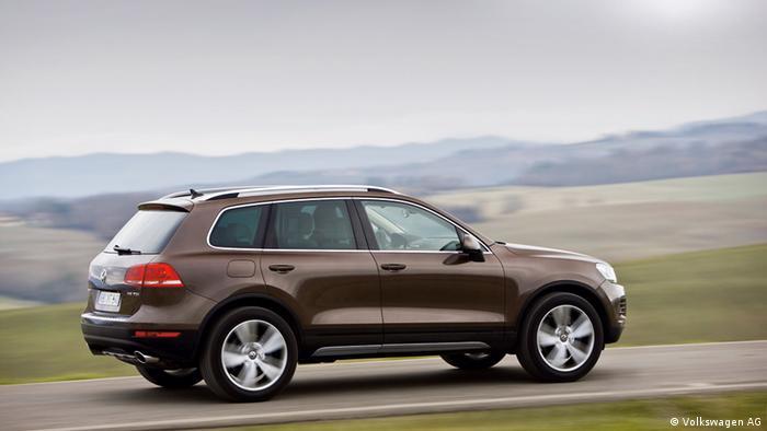 VW Touareg 2013