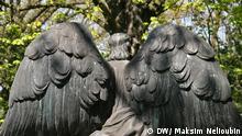 Engelsstatue auf dem Melatenfriedhof Köln