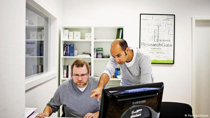 Berlin Start Up ResearchGate
