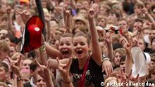 Deutschland Musikfestival Rock am Ring 2011