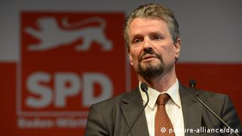 SPD-Bundestagskandidat Gernot Erler