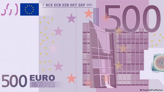 500-euro banknote