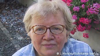 Feminist linguist Luise Pusch.