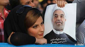 Bildergalerie Iran Rohani