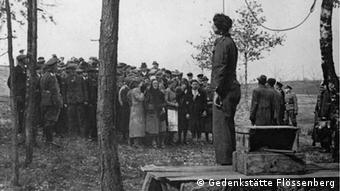 Verbrechen Liebe: Polnische Zwangsarbeiter in Deutschland