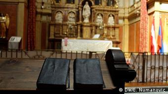 Mehitaristički samostan u Beču bio od presudne važnosti za jezik južnih slavena