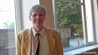 Професор міжнародних відносин з університету Фридріха Шиллера Рафаель Бірманн