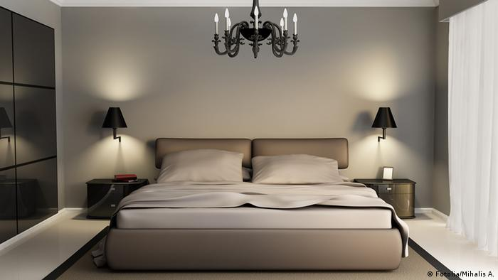 Symbolbild Schlafzimmer