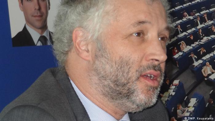 El historiador Albrecht Ritschl
